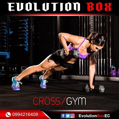 GIMNASIO EVOLUTION BOX